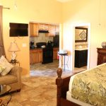 Suite with kitchen at Southernmost Point Guesthouse