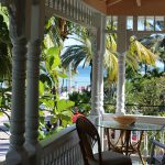 Southernmost Point Guesthouse Balcony View