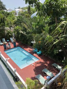 Tropical Bed And Breakfast in Key West, FL
