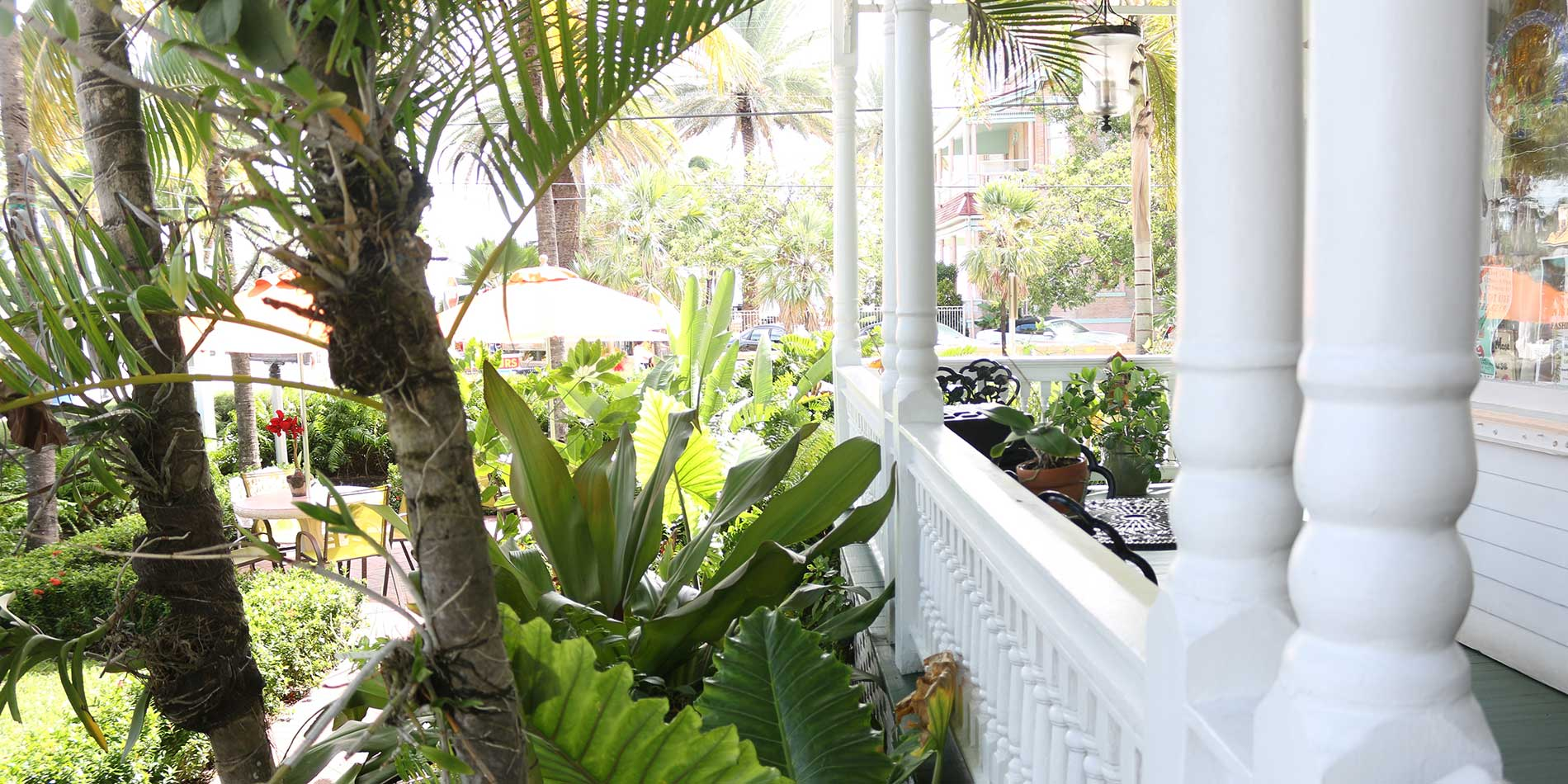 Southernmost Point Guesthouse Property